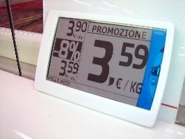Etichette Elettroniche Profimax